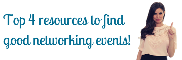 Top 4 resources to find good networking