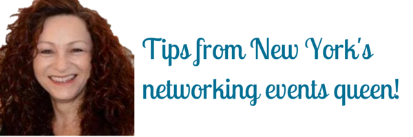 Tips from New York's networking events queen! Ilana Eberson